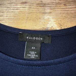 Halogen Tops - Halogen Waist Detail Sleeveless Top XS NWT